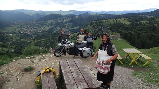 ルーマニア・バイクツアー報告(その2)