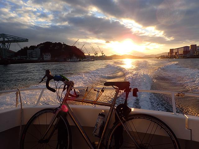 プライベートクルーズ~自転車で訪れる瀬戸の島々(前編)