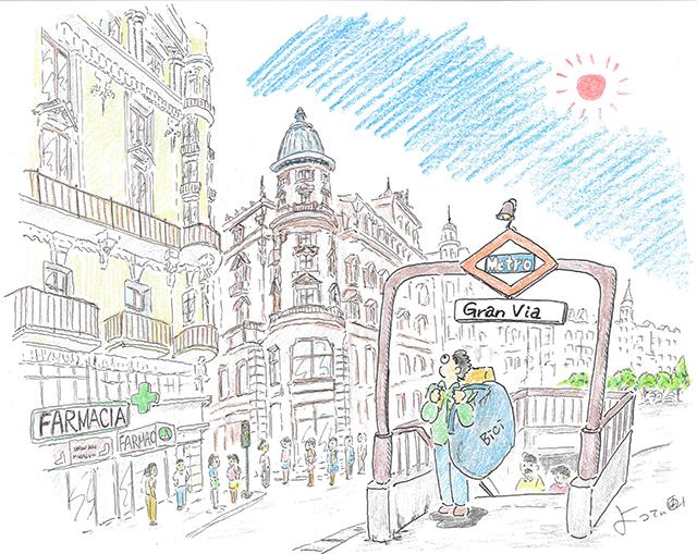 自転車世界一周の旅日記(その11)ヨーロッパ上陸の巻