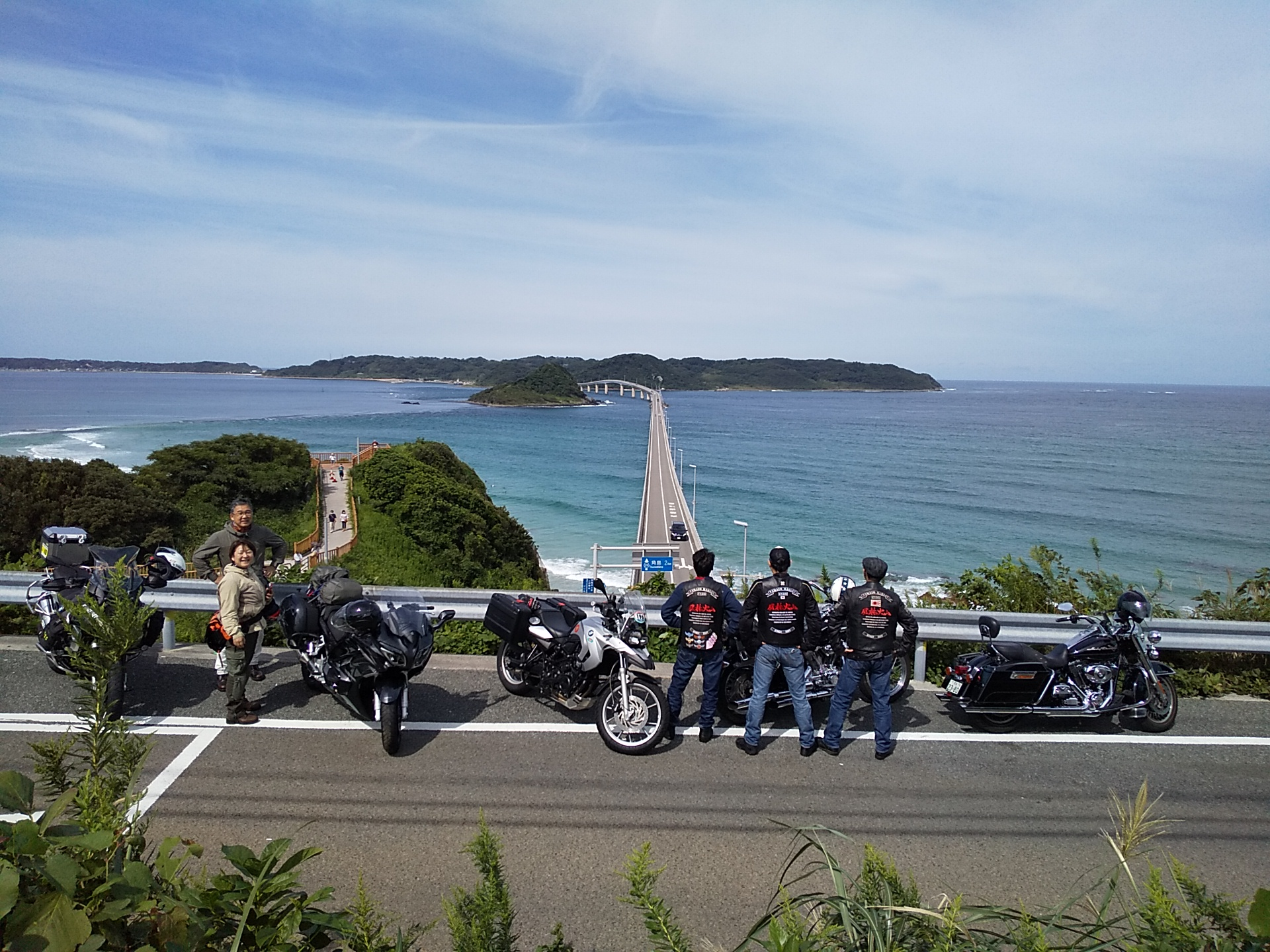 長州大日本海ツーリング